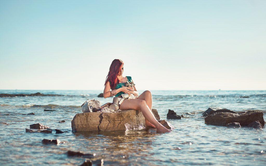 vps - Tjasa Eledhwen - Morska Deklica 1 - 2016